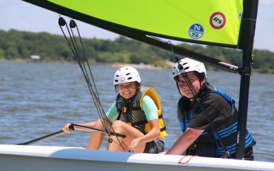 Lake Thunderbird BoatHouse Sailing Program – New RS Fleets!