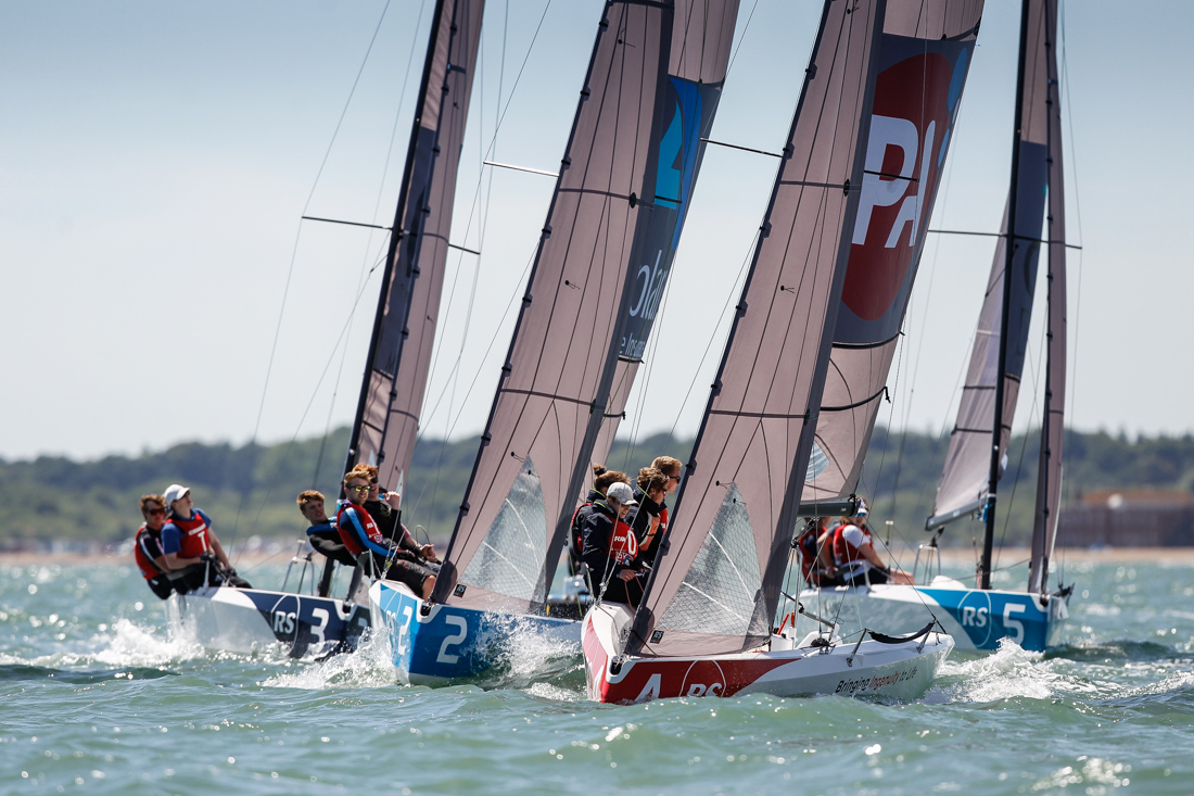 The British Keelboat League travels up to Scotland