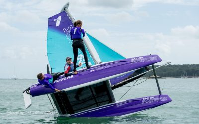 SailGP stars take to the water to kick off future-focused Inspire program