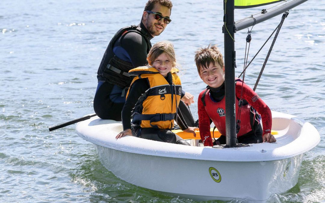 Could Sailing be your Next Summer Camping activity?