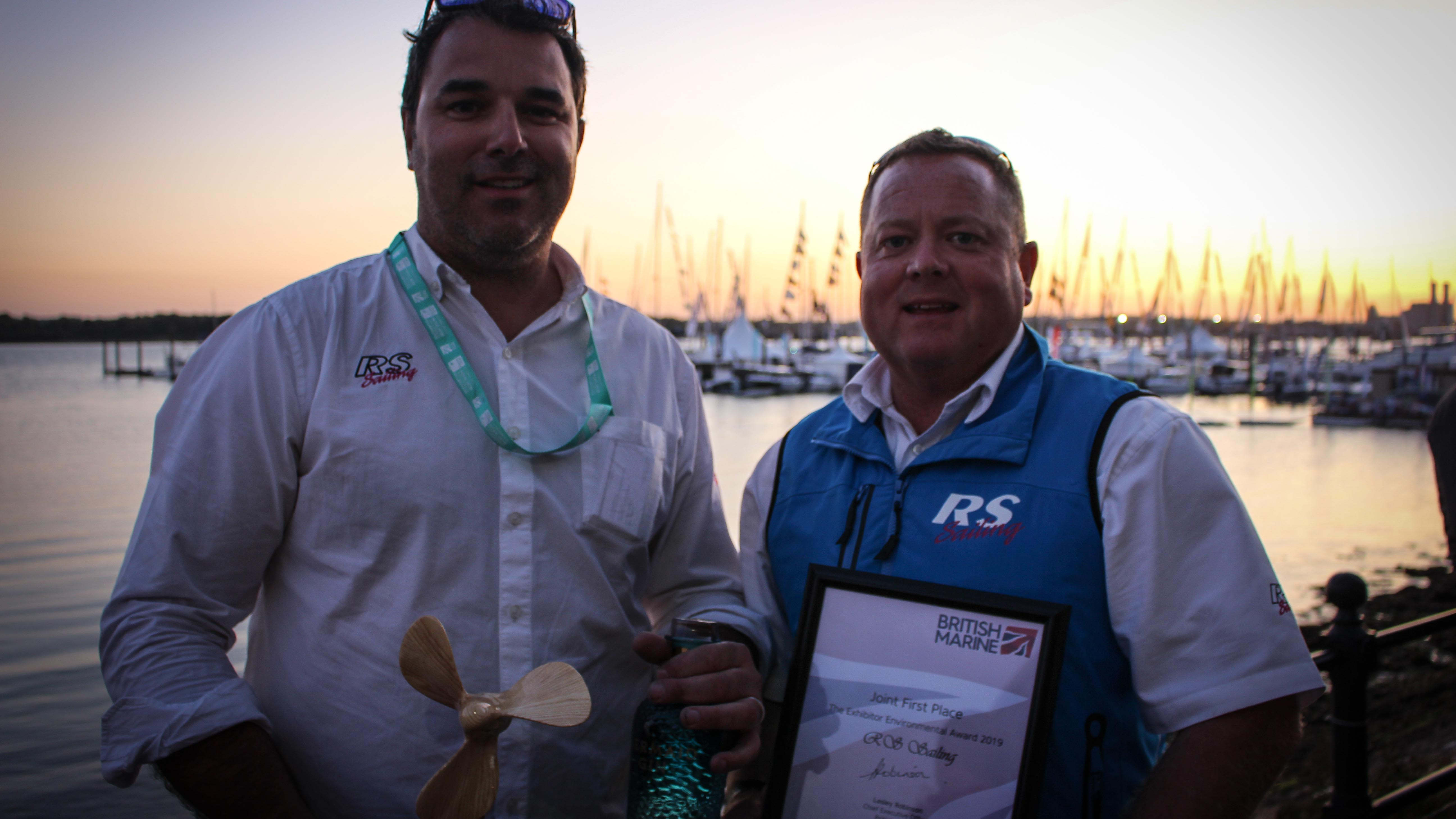 RS Sailing Joint Winners