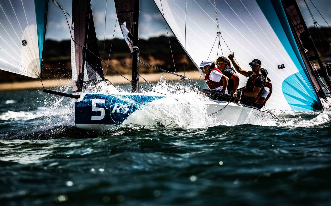 RS Sailing announces partnership with Premier Sailing League USA