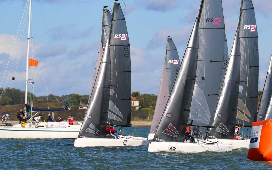 A hugely successful first ever RS21 National Championships!