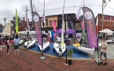 The 50th Annapolis Sailboat Show is nearly upon us!