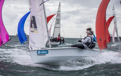 Endeavour Trophy 2019 – Royal Corinthian Yacht Club