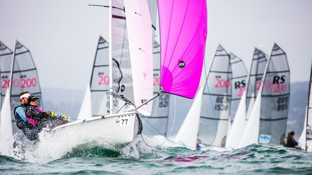 Which RS Double handed boat is for you?