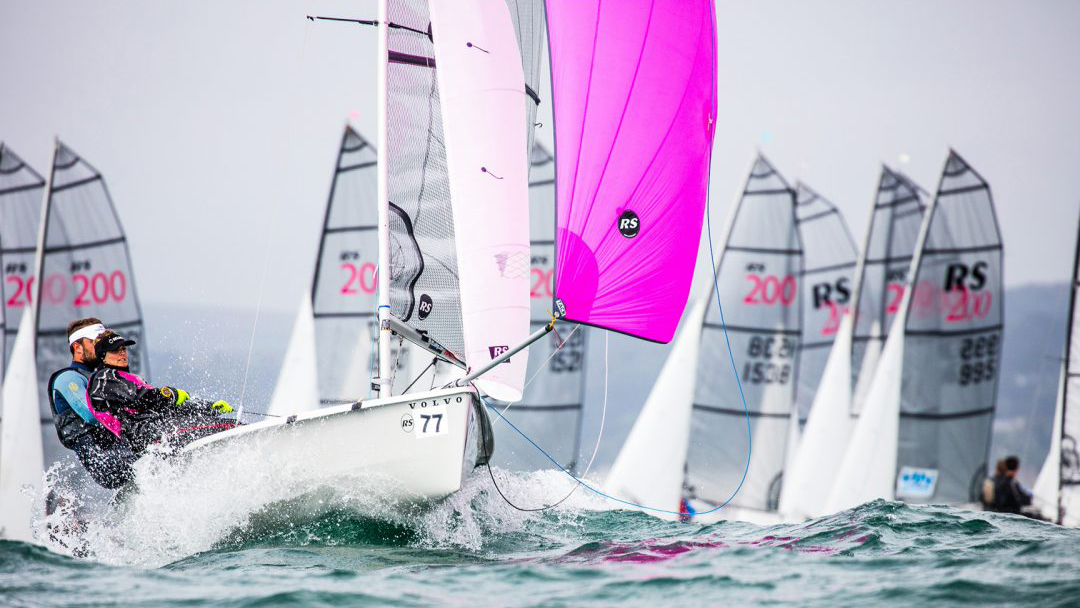 RS Double handed boat