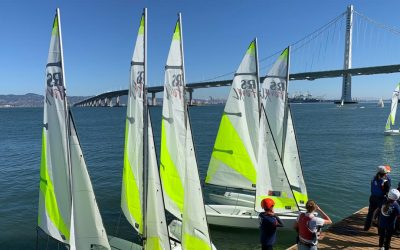 The Siebel Sailors Program Launch
