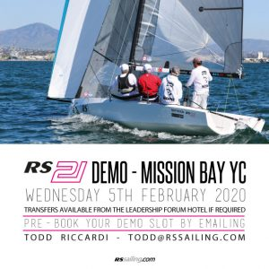 RS21 Demo MissionBay YC