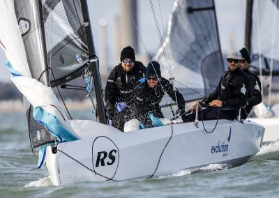 Hamble Winter Series 2019