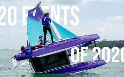 20 RS Events of 2020 – SailGP Inspire