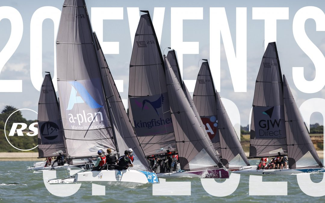 20 RS Events of 2020 – The British Keelboat League 2020
