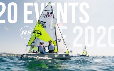 20 RS Events of 2020 – RS Feva World Championship
