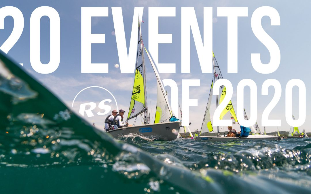 20 RS Events of 2020 – RS Feva UK National Championship