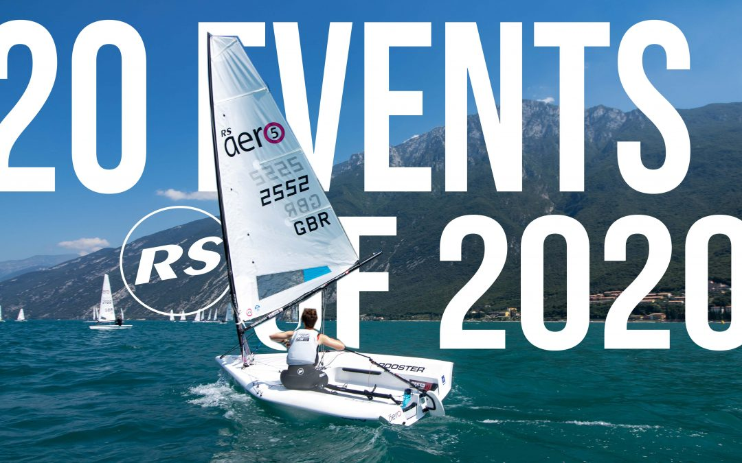 20 RS Events of 2020 – RS Aero Youth World Championship