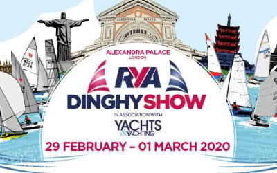 The RYA Dinghy Show 2020