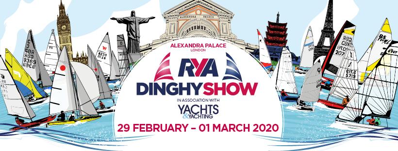 The RYA Dinghy Show 2020