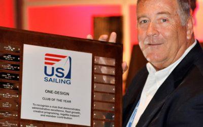 Lakewood Yacht Club wins National One-Design Club award