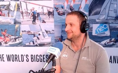 Sailing Illustrated interview RS Sailing CEO Jon Partridge – Live from the USSA Sailing Leadership Forum