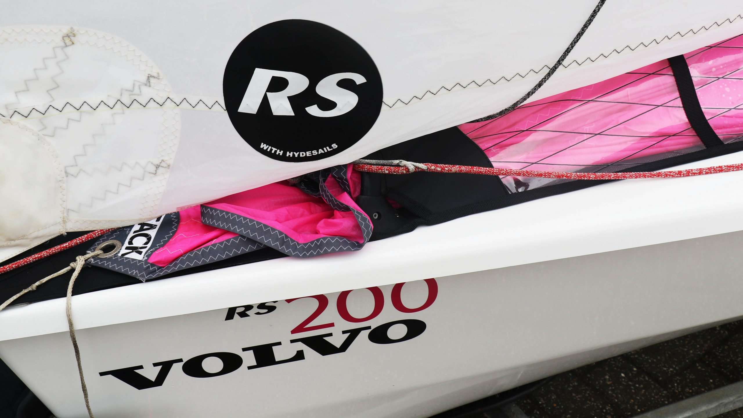 RS200 volvo