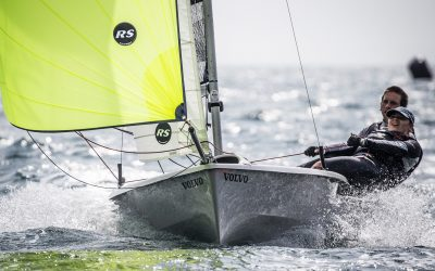 RS Sailing announces new partnership with british boat builder Gingerboats Racing Ltd