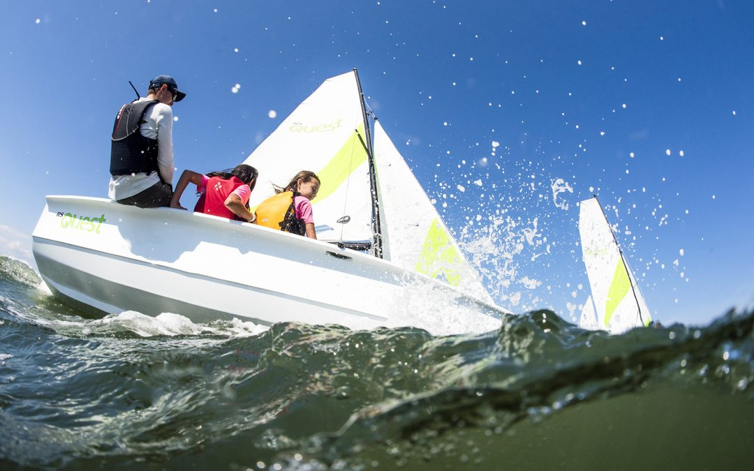 Sailing – the perfect alternative to that big foreign family holiday!