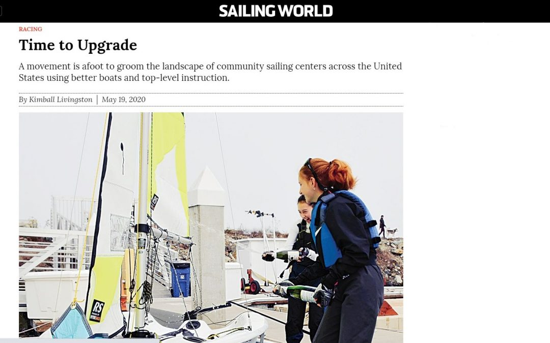 Sailing World: Time to Upgrade