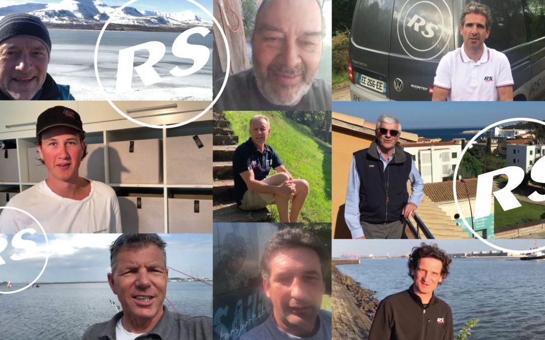 Here's a little heartfelt message from some of our incredible RS Dealers from all around Europe!