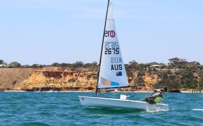 Single-handed Sailing – Antisocial – no, Empowered – yes!