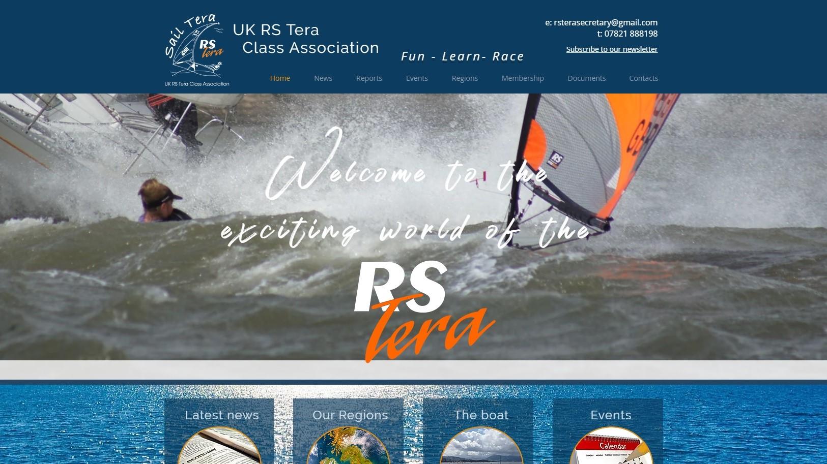 UK RS Tera Class Association
