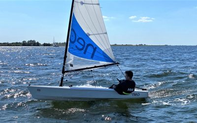 The RS Neo – making sailing accessible, affordable and exciting!