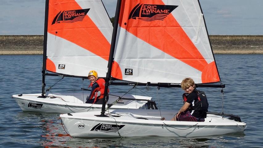 RS Tera youth sailing