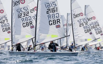 The RS Aero UK Open and National Championship 2020