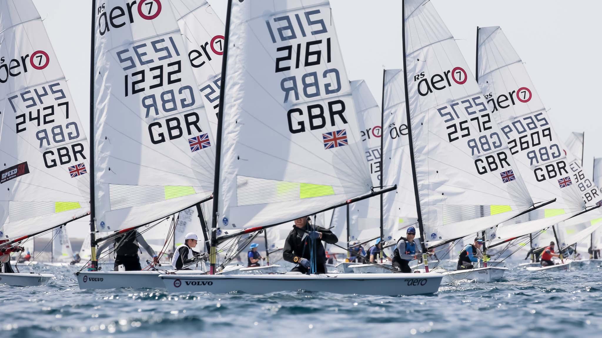 RS Aero UK Open