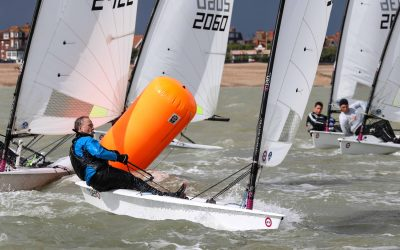 RS Aero 9 UK Nationals – at the UK Inland Champs, Draycote WSC, 10/11 Oct