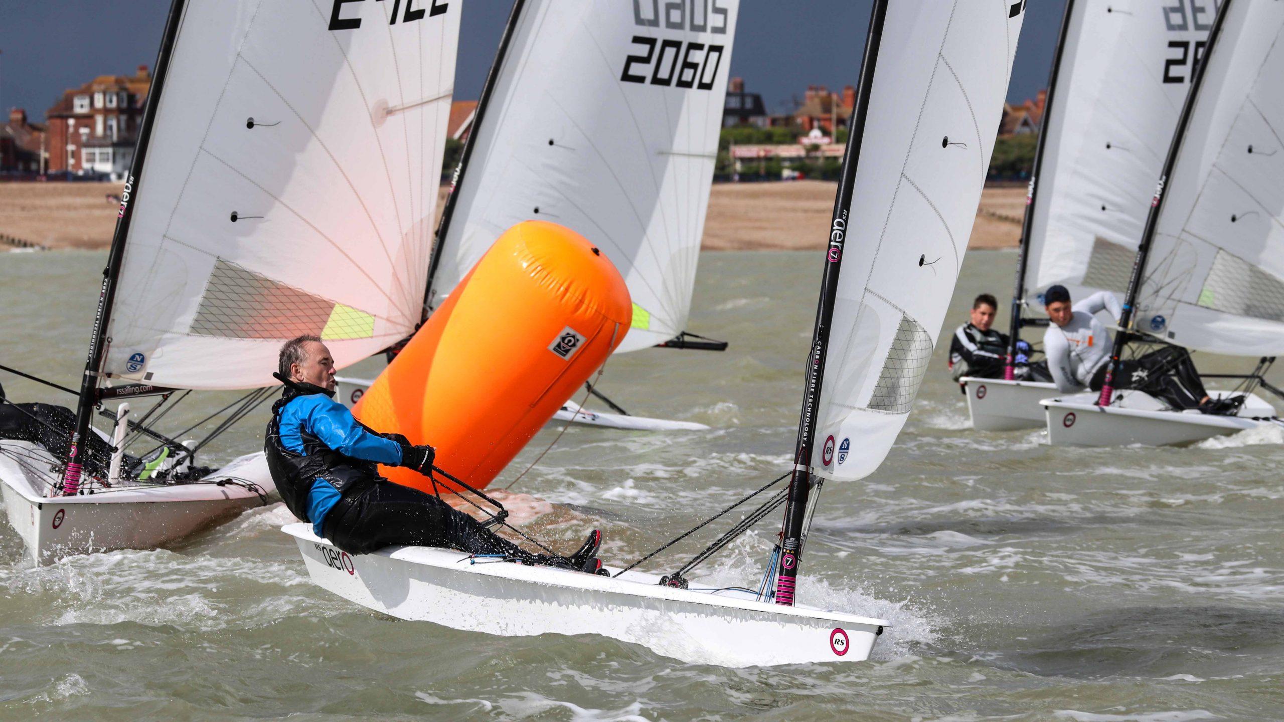 RS Aero 9 UK Nationals