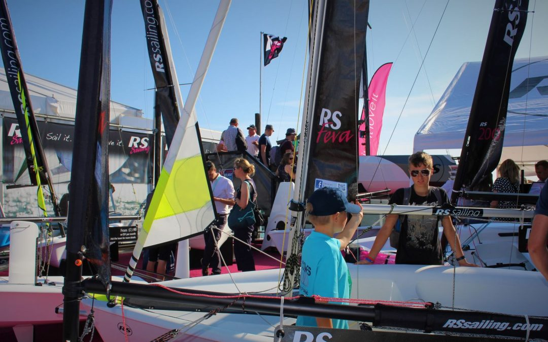 RS Sailing BOATS2020 – Boats Preview