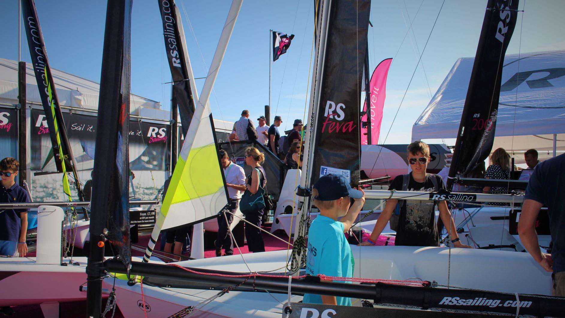 RS Sailing BOATS2020