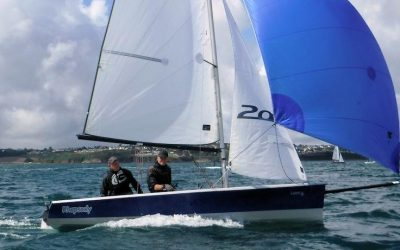 Astral Azure 2000 Class National Championship at Brixham Yacht Club