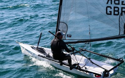 RS700 Inland Championship 2020 – A typically Autumnal blast for the fearless RS700 fleet