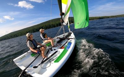 The RS Zest or the RS Quest – which is the best family fun boat?