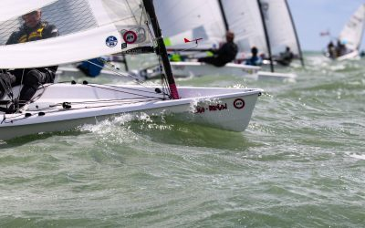 The RS Aero South Florida Race Week – Starting 2021 off with a bang