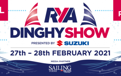 RS Sailing will be exhibiting at the RYA Virtual Dinghy Show!