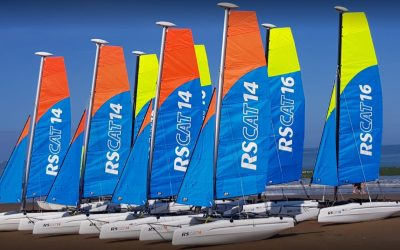 RS CATs –  A roaring success in France