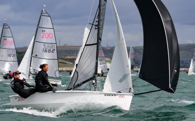 RS Sailing announces that the RS200 will be switching to vinylester resin construction and continuing with a resin infusion build method