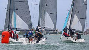 2021 US Junior Keelboat Champion