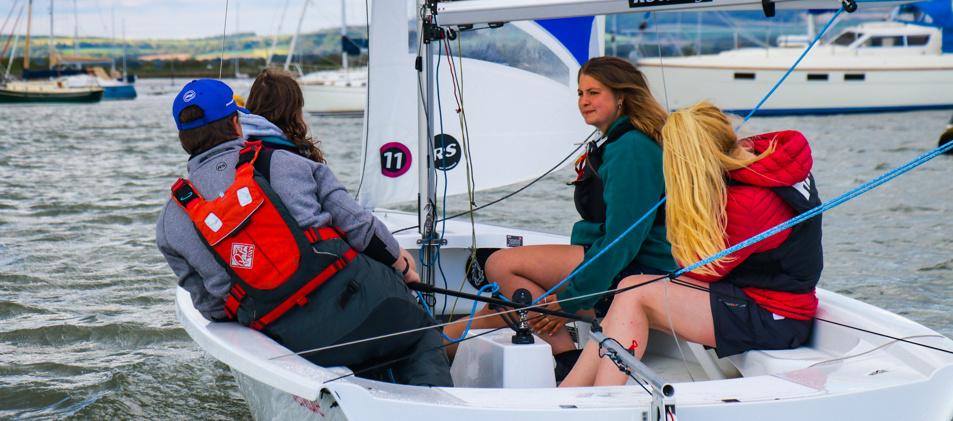 RS Venture Family Sailing