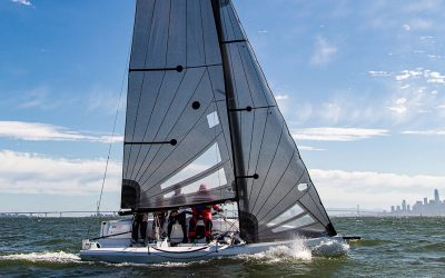 San Francisco Yacht Club await delivery of their fleet of six RS21s