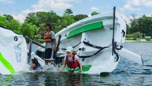 RS Quest Youth Capsize
