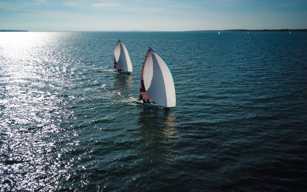 A beginner's guide to day sailing: from RS to you.